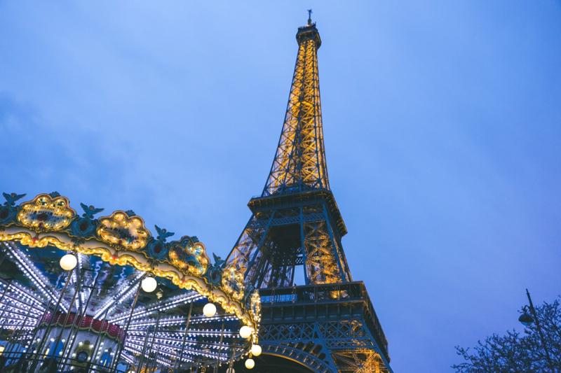 SORRISO Travel Photographer West Midlands City Break In Paris 008b