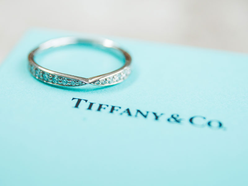 Tiffany's Wedding Ring