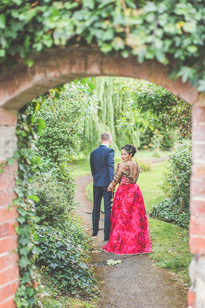 Fusion Wedding at Pendrell Hall in Codsall Wood, Staffordshire