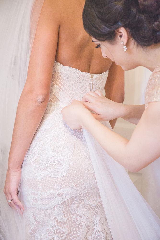 Greek Wedding Alrewas Hayes Watters Bride Wedding Dress